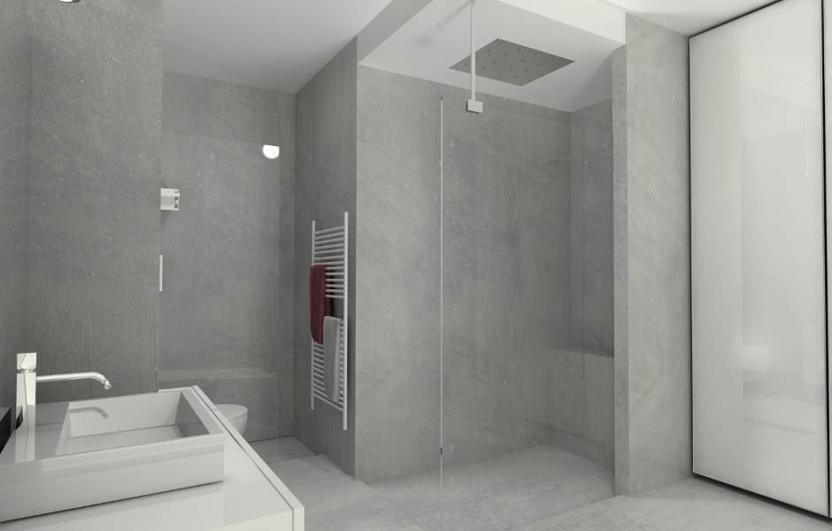 Instant prenoviti kopalnico medovernet - Pareti doccia in resina ...